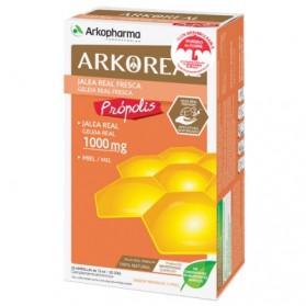 Arkopharma Arkoreal Jalea Real 1000 mg + Própolis (20 ampollas) | Farmacia Tuset