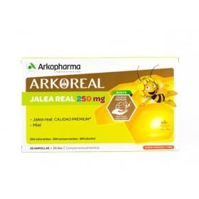 Arkopharma Arkoreal Jalea Real 250 mg (20 ampollas) | Farmacia Tuset