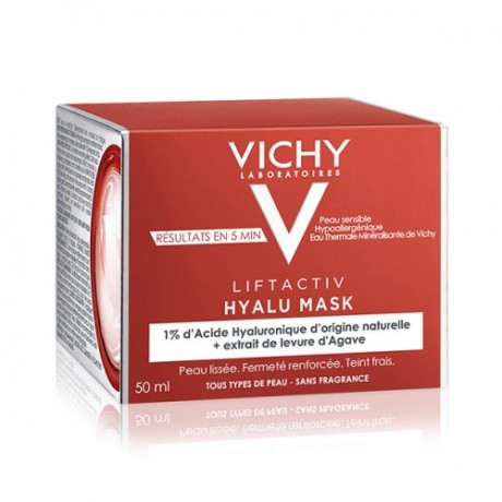 Vichy Liftactiv Hyalu Mask (50 ml) | Farmacia Tuset