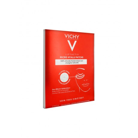 Vichy Liftactiv Micro Hyalu Patches (160 microconos) | Farmacia Tuset