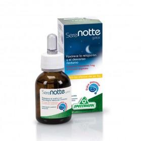 Specchiasol Serenotte Melatonina Gotas 1'9 mg (50 ml) | Farmacia Tuset
