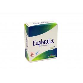 Boiron Euphralia Limpiador Ocular (20 unidosis)   Farmacia Tuset