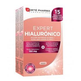 Forté Pharma Expert Hialurónico 30 cápsulas + 30 cápsulas DE REGALO | Farmacia Tuset
