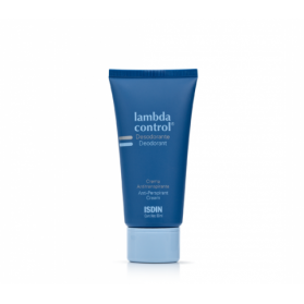 Isdin Lambda Control Desodorante Crema (50 ml) | Farmacia Tuset