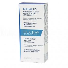 Ducray Kelual DS Champú (100 ml) | Farmacia Tuset