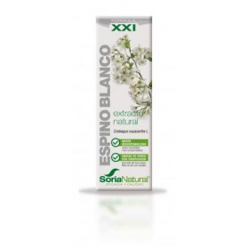 Soria Natural Espino Blanco Extracto s. XXI (50 ml) | Farmacia Tuset