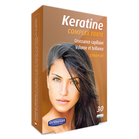 Orthonat Keratine Complex Forte (30 cápsulas) | Farmacia Tuset
