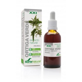 Soria Natural Ortiga Verde Extracto s.XXI (50 ml) | Farmacia Tuset