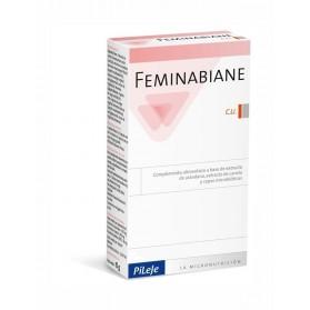 Pileje Feminabiane Confort Urinario (28 cápsulas) | Farmacia Tuset