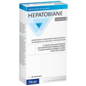 Pileje Hepatobiane (28 comprimidos) | Farmacia Tuset