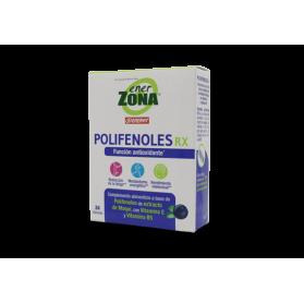 ENERZONA POLIFENOLES RX (24 CÁPSULAS)