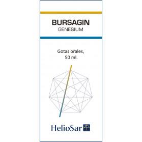 Heliosar Bursagin Genesium Gotas (50 ml) | Farmacia Tuset