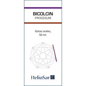 HELIOSAR BICOLCIN PROCESUM GOTAS (50 ML)