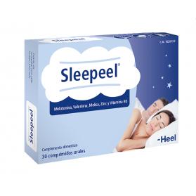 Heel Sleepeel (30 comprimidos)   Farmacia Tuset