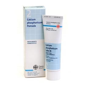 Dhu Pomada Schussler n2 Calcium Phosphoricum (50 gr) | Farmacia Tuset