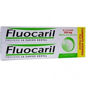 FLUOCARIL BI-FLUORÉ 250 MG PACK DUPLO (125ML X 2