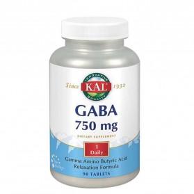 Kal Gaba 750 mg (90 comprimidos) | Farmacia Tuset