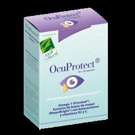 Ocuprotect - Cien por Cien Natural (30 perlas + 30 cápsulas) | Farmacia Tuset
