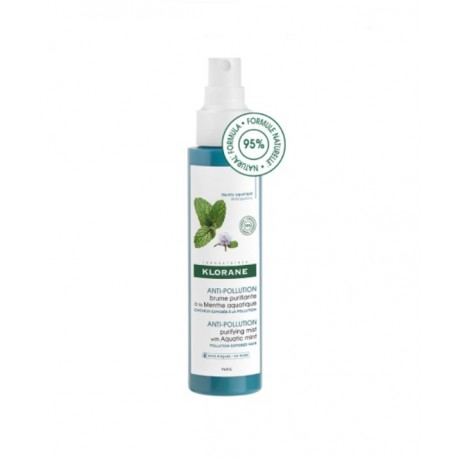 Klorane Bruma Purificante a la Menta Acuática (100 ml) | Farmacia Tuset