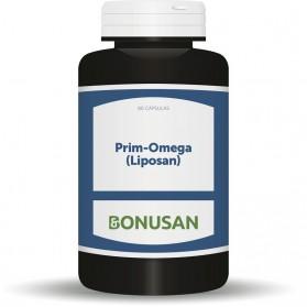 Bonusan Prim-Omega (80 cápsulas) | Farmacia Tuset