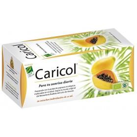 Caricol - Cien por Cien Natural (20 estuches) | Farmacia Tuset