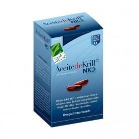 Aceite de Krill NKO - Cien por Cien Natural (120 cápsulas) | Farmacia Tuset