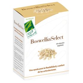 Boswellia Select - Cien por Cien Natural (60 cápsulas) | Farmacia Tuset