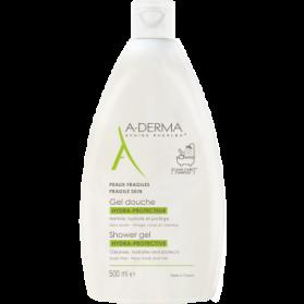 A-Derma Gel Ducha Hidraprotector (500 ml) | Farmacia Tuset