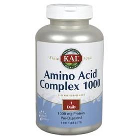 Kal Amino Acid Complex (100 comprimidos) | Farmacia Tuset