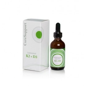 Curesupport Liposomal K2 + D3 (60 ml) | Farmacia Tuset