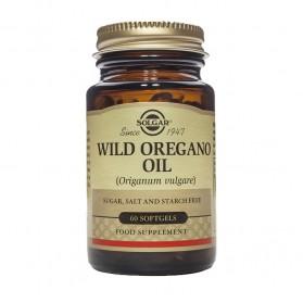 Solgar Aceite de Orégano Silvestre (60 perlas) | Farmacia Tuset