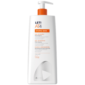 Leti AT4 Gel de Baño (750 ml) | Farmacia Tuset
