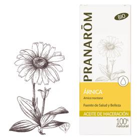 Pranarom Aceite de Maceración Árnica BIO (50 ml) | Farmacia Tuset