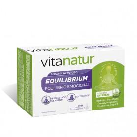 Vitanatur Equilibrium (60 comprimidos) | Farmacia Tuset