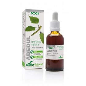 Soria Natural Abedul Extracto s.XXI 50ml.| Farmacia Tuset