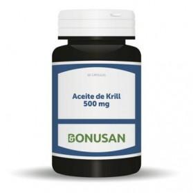 Bonusan Aceite de Krill (60 cápsulas)   Farmacia Tuset