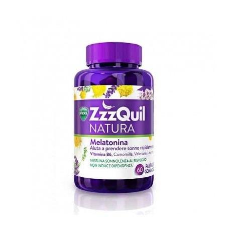 ZzzQuil Natura (60 gominolas) | Farmacia Tuset