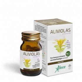 Aboca Aliviolas Advanced (90 tabletas) | Farmacia Tuset