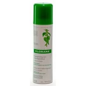 KLORANE CHAMPU SECO ORTIGA SPRAY 150.ML