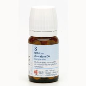 DHU SALES SCHUSSLER 8 NATRIUM CHLORATUM 80C.