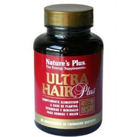 NATURE´S PLUS ULTRA HAIR 60 COMPRIMIDOS