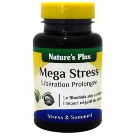 NATURE´S PLUS MEGA-STRESS 30 COMPRIMIDOS