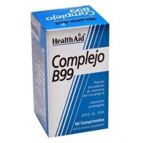 B99 COMPLEX 60 COMPRIMIDOS HEALTH AID
