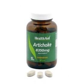 HEALTH AID ALCACHOFERA (HOJA) 60 COMPRIMIDOS