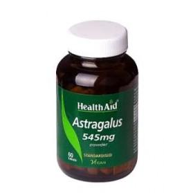 HEALTH AID ASTRAGALO (RAIZ) 545 MG POLVO 60 COMP