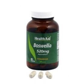 HEALTH AID BOSWELLIA (RESINA) 520 MG 60 CAPS