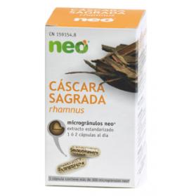 CASCARA SAGRADA MICROGRANULOS NEO 45 CAPSULAS