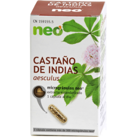 CASTAÑO DE INDIAS MICROGRÁNULOS NEO 45 CAPSULAS
