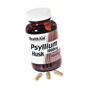 HEALTH AID FIBRA DE PSYLLIUM 60 VEGICAPS