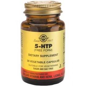 SOLGAR HIDROXITRIPTOFANO 5-HTP 30 VEGICAPS
